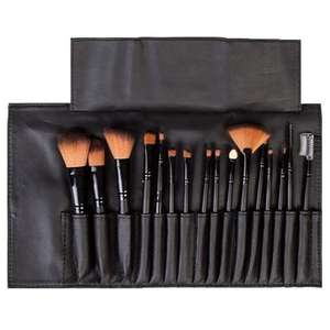 LaRoc's 16pc brush set & Roll Up Case Now £8.99 Delivered with code From LaRoc
