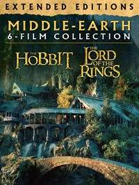 Middle-Earth Extended Editions 6-Film Collection UHD £38.99 @ Microsoft Store