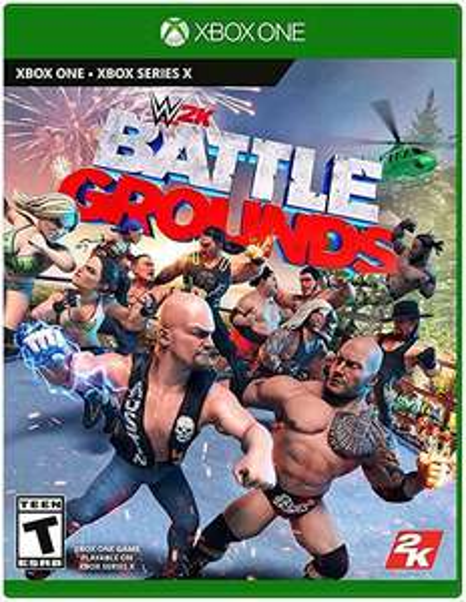 WWE 2K Battlegrounds (Xbox One) £12.97 + £2.99 NP @ Amazon