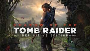 [Steam] Shadow of the Tomb Raider: Definitive Edition (PC) - £9.99 @ Fanatical