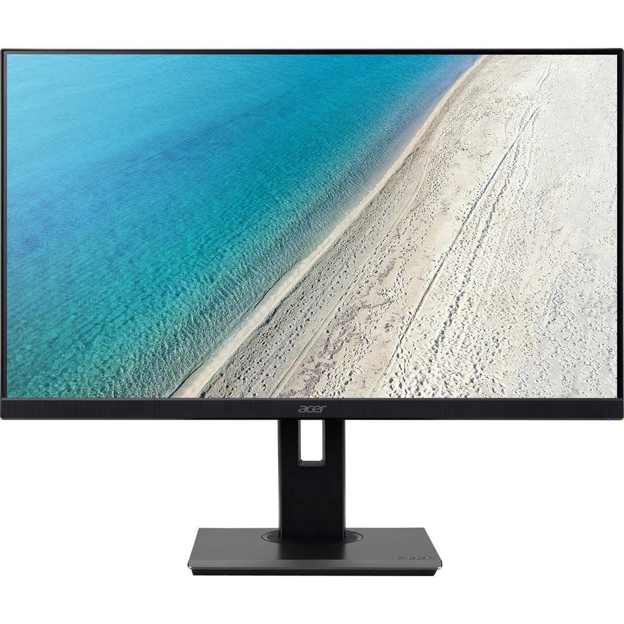 "Acer B277U bmiipprzx LED monitor - 27"" IPS QHD 75Hz £249.34 @ Ballicom"