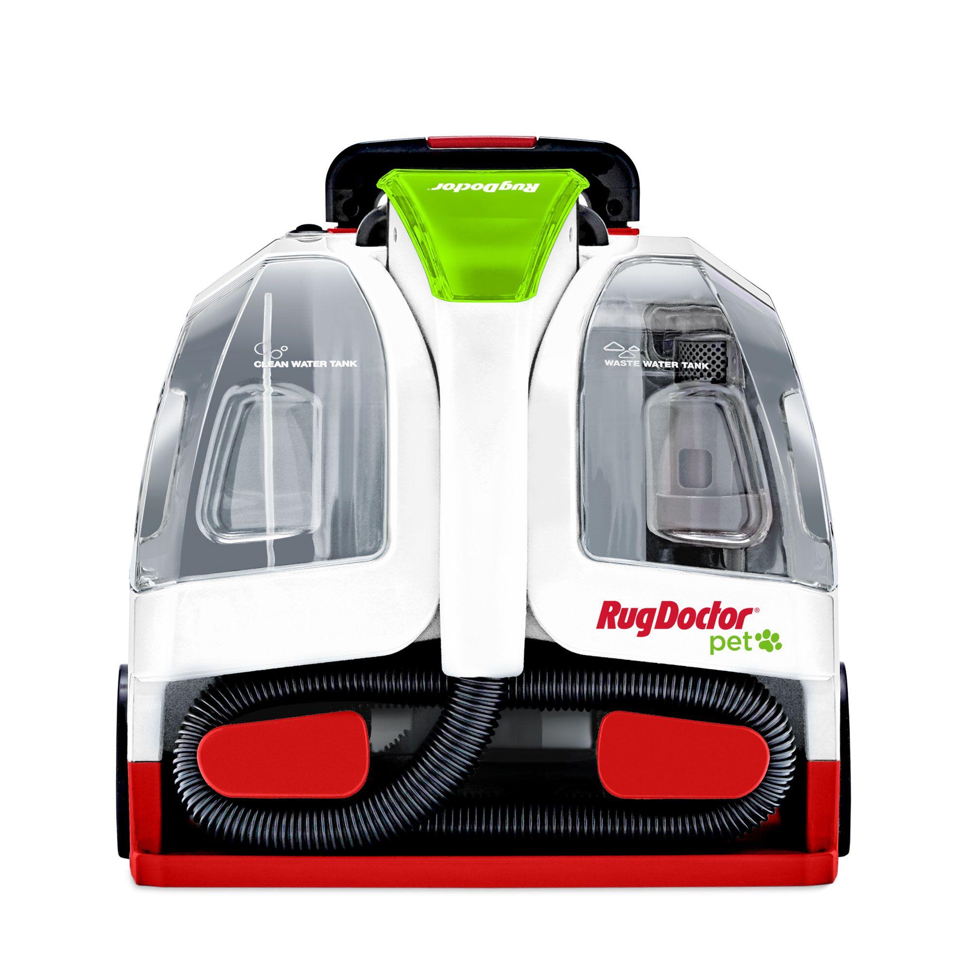 Rug Doctor Pet Portable Spot Cleaner – Refurbished £84.99 @ Rug doctor (UK Mainland)