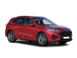 36 mth Lease (1+35) - Ford Kuga 1.5 EcoBlue ST-Line Edition 5dr 2021 10k miles p/a - £237.97pm + £0 admin = £8,566 @ Vanarama