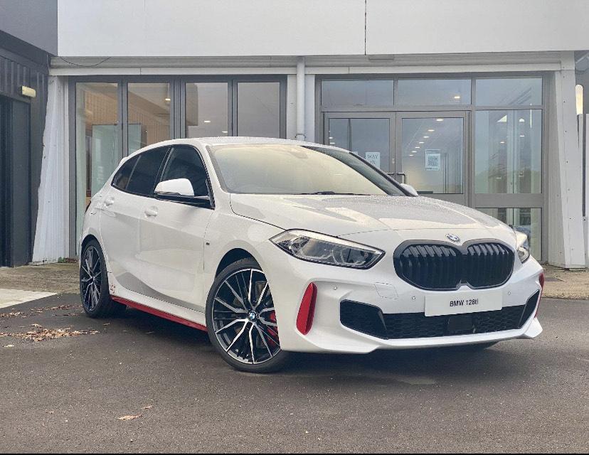 BMW 128ti lease £294 per month £882 deposit 3yr deal 8k £11172 @ Arnold Clark