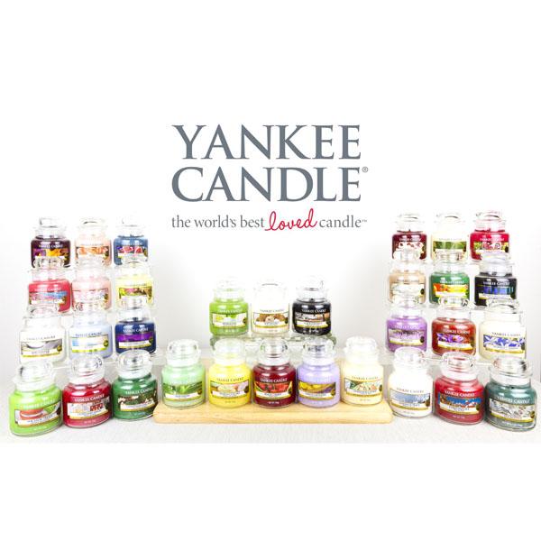6 Yankee Candle Small Jars - £18 delivered @ Yankee Bundles