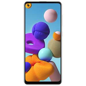 Samsung Galaxy A21s Like New - £119 PAYG delivered at O2 Shop