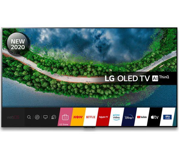LG OLED65GX6LA (2020) OLED HDR 4K Ultra HD Smart TV 65 inch - £1,939 delivered @ THT Direct