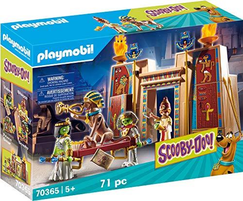 Playmobil SCOOBY-DOO! 70365 Adventure in Egypt - £28.60 @ Amazon