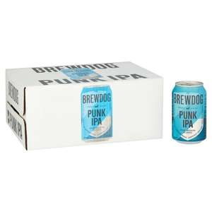 BrewDog Punk 12 pack 330ml - £12 instore @ Asda, Grampian