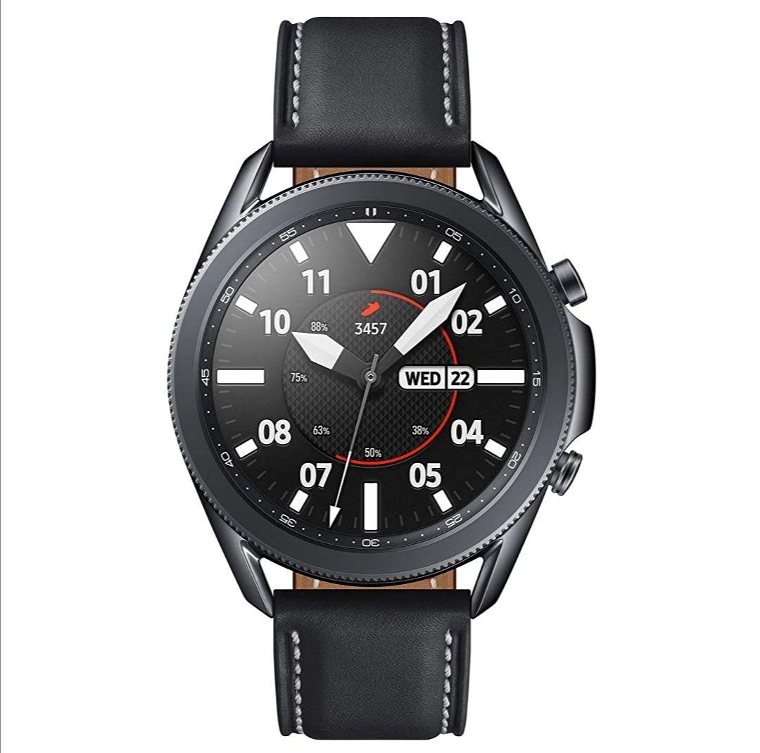 Samsung Galaxy Watch3 45 mm Smartwatch - £227.78 (UK Mainland) @ Amazon Germany
