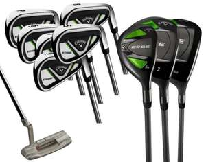Callaway Edge 10 Piece Golf Set - Right Handed £484.99 delivered @ Costco