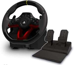 PlayStation 4 Wireless Racing Wheel Apex by HORI - Officially Licensed By Sony (PS4) - £99.89 @ Amazon via Amazon EU