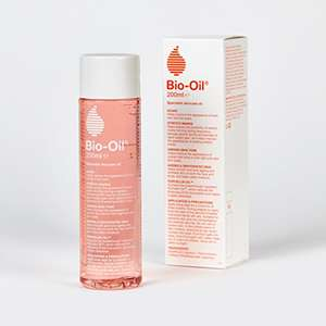 Bio-Oil 1 x 200 ml £11.25 + £4.49 NP / £14.25 + Extra 20% Off first Subscribe and Save order @ Amazon