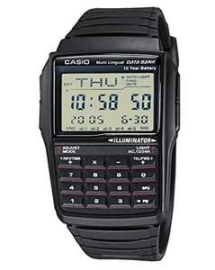 Casio DBC 32–1 AES calculator watch - £25.32 Delivered (UK Mainland) @ Amazon France