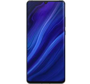 NEW Huawei P30 Pro (2020) 256GB 8GB RAM Dual SIM (Unlocked for all UK networks) - Silver Frost £465 at WowCamera