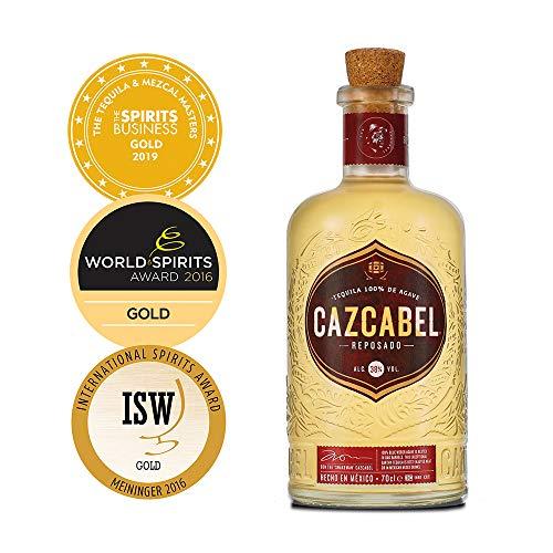 Cazcabel Reposado Tequila - 100% Agave, 70cl, £21.94 @ Amazon