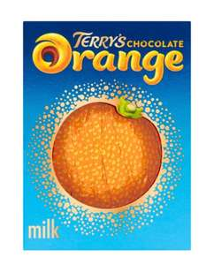 Terry's Chocolate Orange Milk Chocolate Box 157G £1 (Clubcard, Min Spend / Delivery Fee Applies) @ Tesco