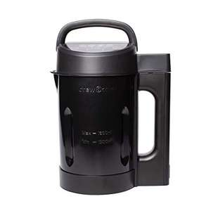 Soup Chef Essential Limited Edition Piano Black 1.6L Stainless Steel With Auto Clean £27.97 delivered at Amazon