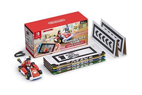 Mario Kart Live: Home Circuit - Mario / Luigi (Nintendo Switch) £79.99 Delivered @ Amazon