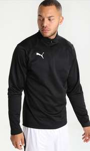 Men's Puma Liga 1/4 Zip Training Top Now £14.70 Delivery is £3 or Free with £19.90 spend @ Zalando