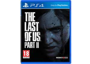 The last of us PS4 £17.99 + £4.99 delivery - £22.98 delivered @ Game