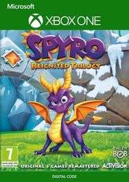 [Xbox One] Spyro Reignited Trilogy - £12.99 @ CDKeys