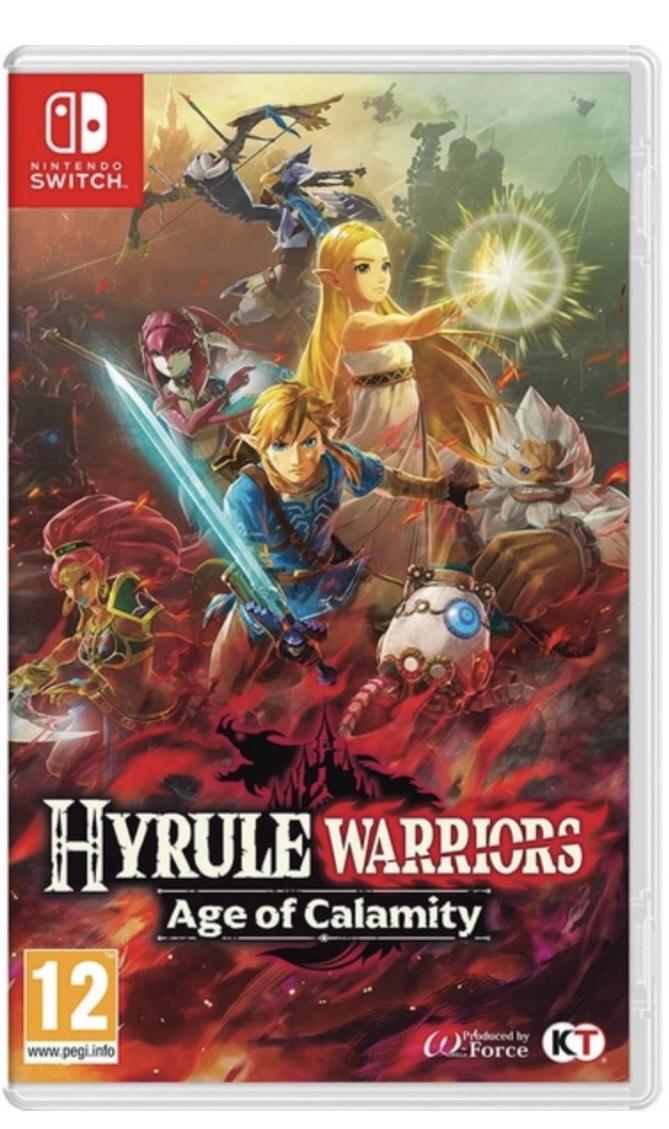 Hyrule Warriors - Age of Calamity Nintendo Switch - £36.99 @ Smyths Toys