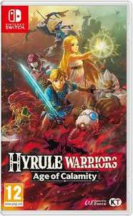 Hyrule Warriors - Age of Calamity (Nintendo Switch) £36.00 @ AO