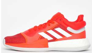 Men's Adidas Marquee Boost Basketball Low Trainers Now £41.24 - Free delivery with code @ Express Trainers