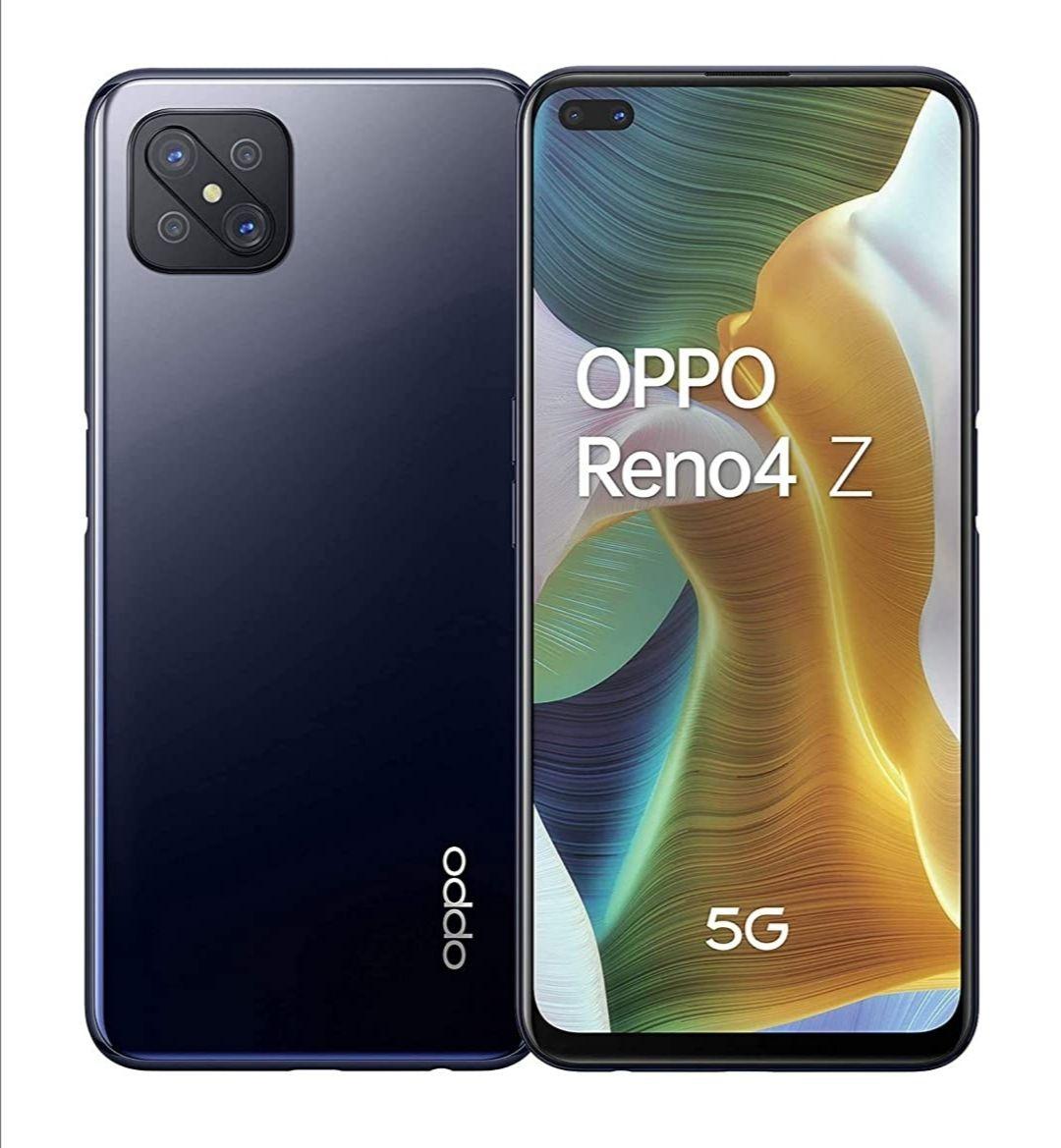 OPPO Reno4 Z 5G Smartphone 8GB 128GB (Dual Sim / 4000mAh / Dimensity 800) - £246.15 Delivered @ BT Shop
