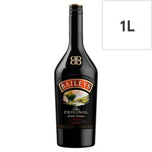 Baileys 1L £12 (Delivery Charge & Min Spend Applies / Clubcard Price) @ Tesco
