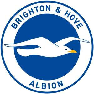 Brighton & Hove Albion 1901 Season Ticket - Spend £650 or more, get 5% back up to £300 - American Express