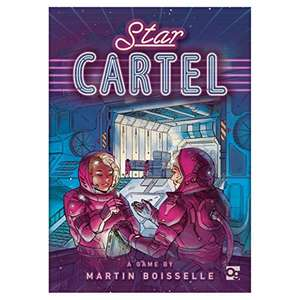 Star Cartel Board Game - £7.80 Delivered @ Amazon / Dispatched from and sold by speakingtree.