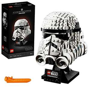 LEGO Star Wars 75276 Stormtrooper Helmet, Star Wars Collector's Item for Adult (UK Mainland) £44.53 At Amazon Germany