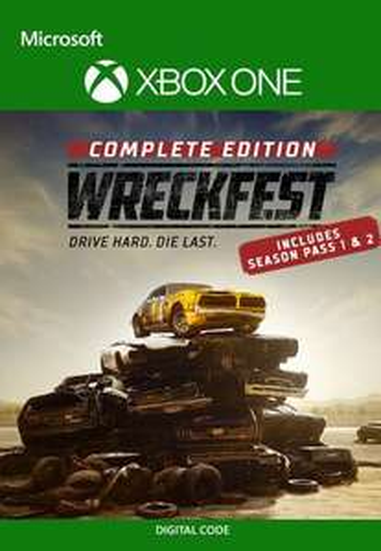 Wreckfest Complete Edition inc Season Passes 1 & 2 [Xbox One / Seriers X/S - Argentina via VPN] £14.09 using code @ Eneba / World Trader
