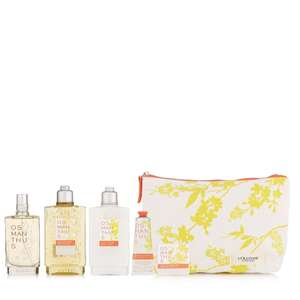 L'Occitane 5 Piece Osmanthus Fragrance Collection £52.93 Delivered @ QVC (if (new & not using easy pays £5 off with FIVE4U)