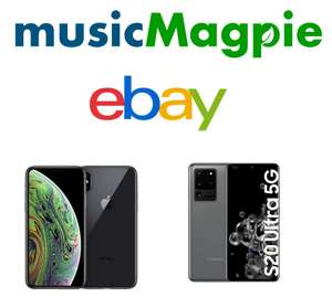 Music Magpie Ebay 10% + 15% With Code On Smartphone / IPhone XS Good Condition - £237 + Lots More Below (Nectar Card Holders Only)