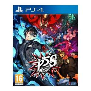 Persona 5 Strikers (PS4) £37.36 delivered using code [Nectar Card required] £39.55 without @ TheGameCollection eBay