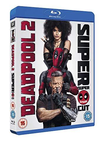 Deadpool 2 Blu-ray £2.75 Amazon Prime / £5.74 Non Prime