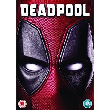 Deadpool 1 DVD £1.90 with prime £4.89 non Prime @ Amazon
