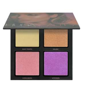 Huda Beauty Summer Highlight Palette now £11.00 + £3.99 delivery @ TK Maxx
