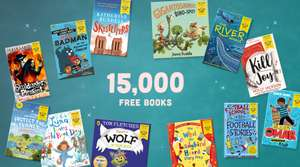Free World Book Day book delivered on 04 March at Books2door