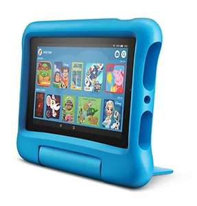 Amazon Fire 7 Kids Edition 16GB Tablet with Kid Proof Case £69.96 + £5.95 del at QVC
