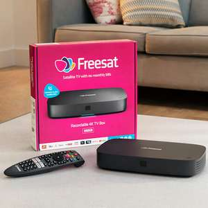 Broadband, Telephone and Freesat 500GB HD recorder - £29.95 pm (18 months) + £4.95 Delivery @ TalkTalk