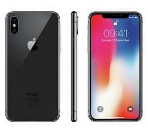 Refurbished Apple iPhone X GRADE A - £237.11 (Nectar cardholders only) @ gecko_mobile_shop ebay