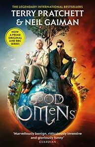 Good Omens by Terry Pratchett and Neil Gaiman 99p on Kindle @ Amazon