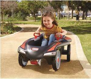 Little Tikes Sport Racer Ride-On now £64.99 + Free delivery @ The Toy Shop (The Entertainer)