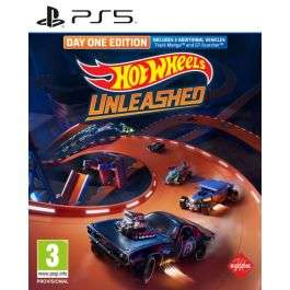 Hot Wheels Unleashed - Day One Edition (PS5) Pre-Order £34.95 delivered at The Game Collection