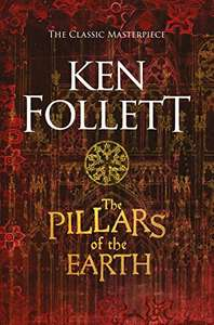 The Pillars of the Earth by Ken Follett 99p on Kindle @ Amazon