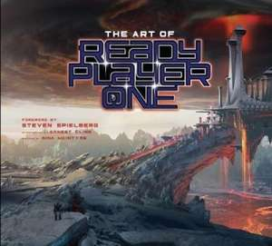 The Art of Ready Player One hardcover artbook £13.13 @ Books Etc